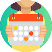 Monthly Giving Request Icon