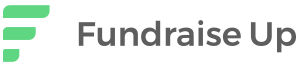 This image shows the Fundraise Up logo.