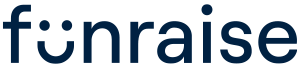 Logo for Funraise Platform